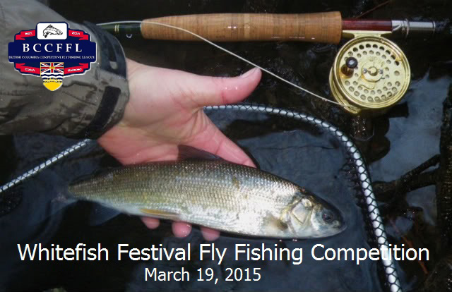 The whitefish festival fly fishing competition for Fly fishing competitions